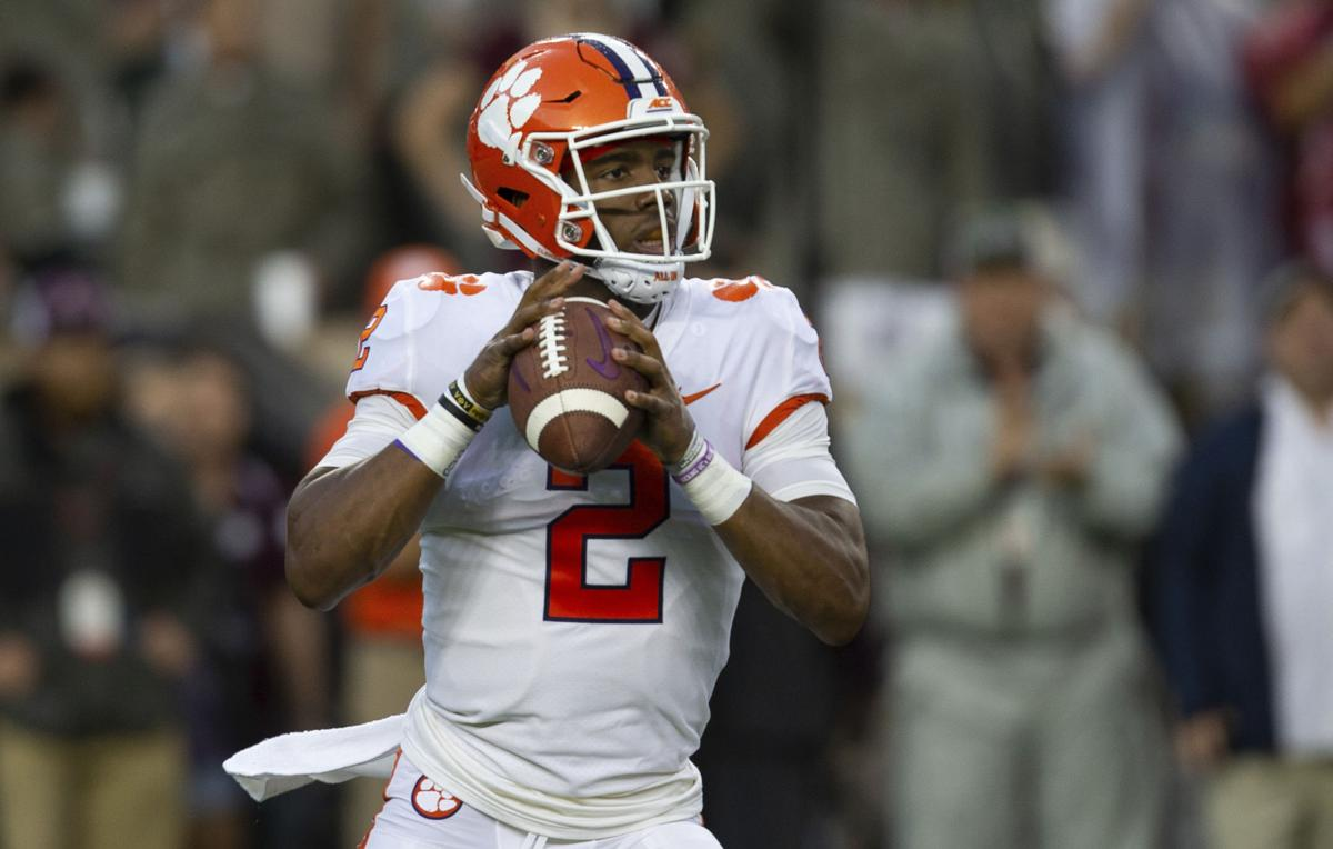 Kelly Bryant Talks About Clemson Future On Espn S Sports