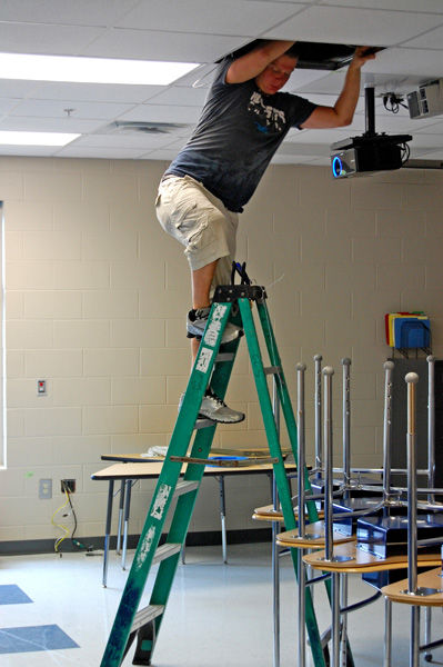 Pye Elementary ready for your kids: Workers putting finishing touches on new Dist. 2 school