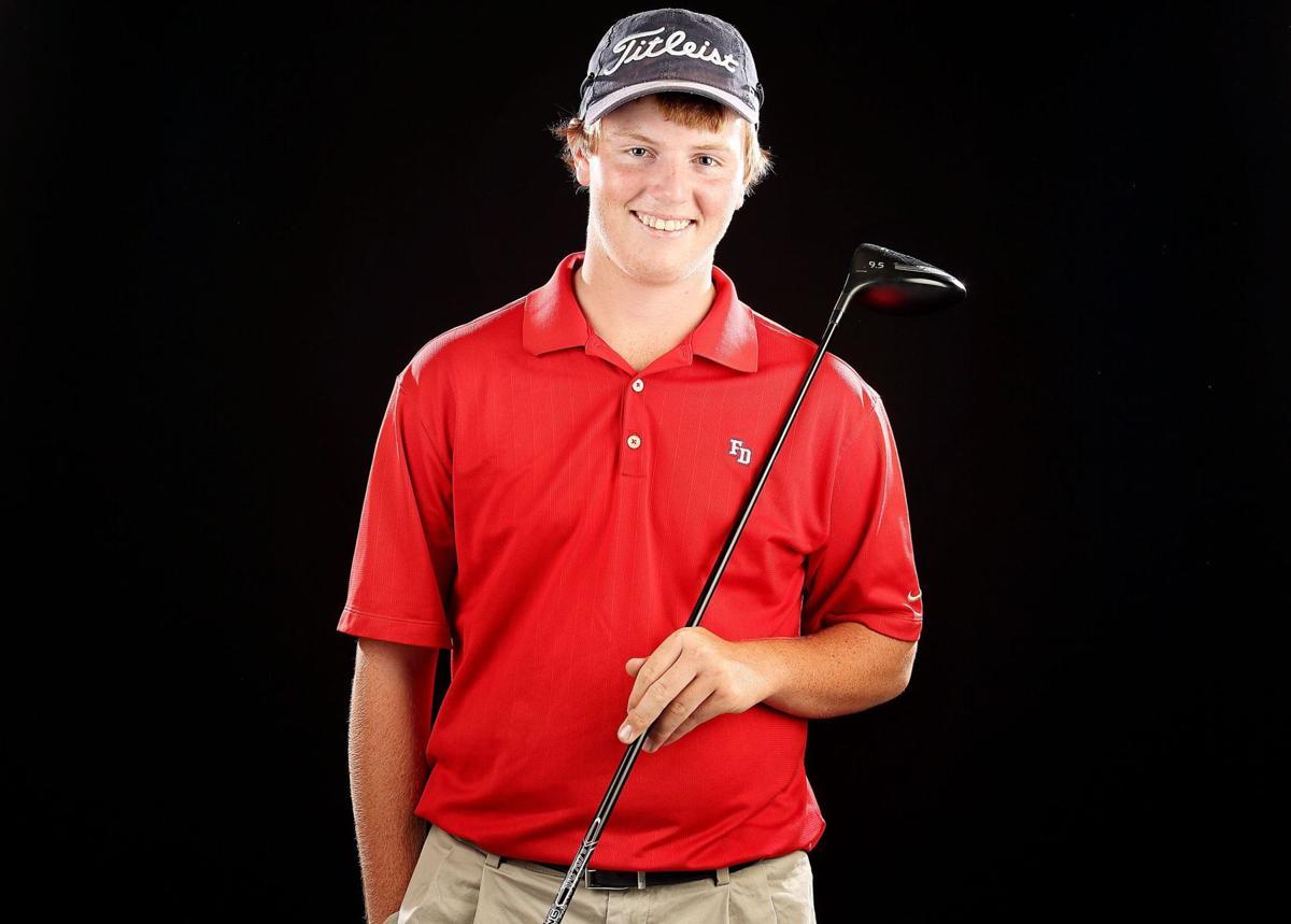 Four S.C. schools qualify for men's golf regionals