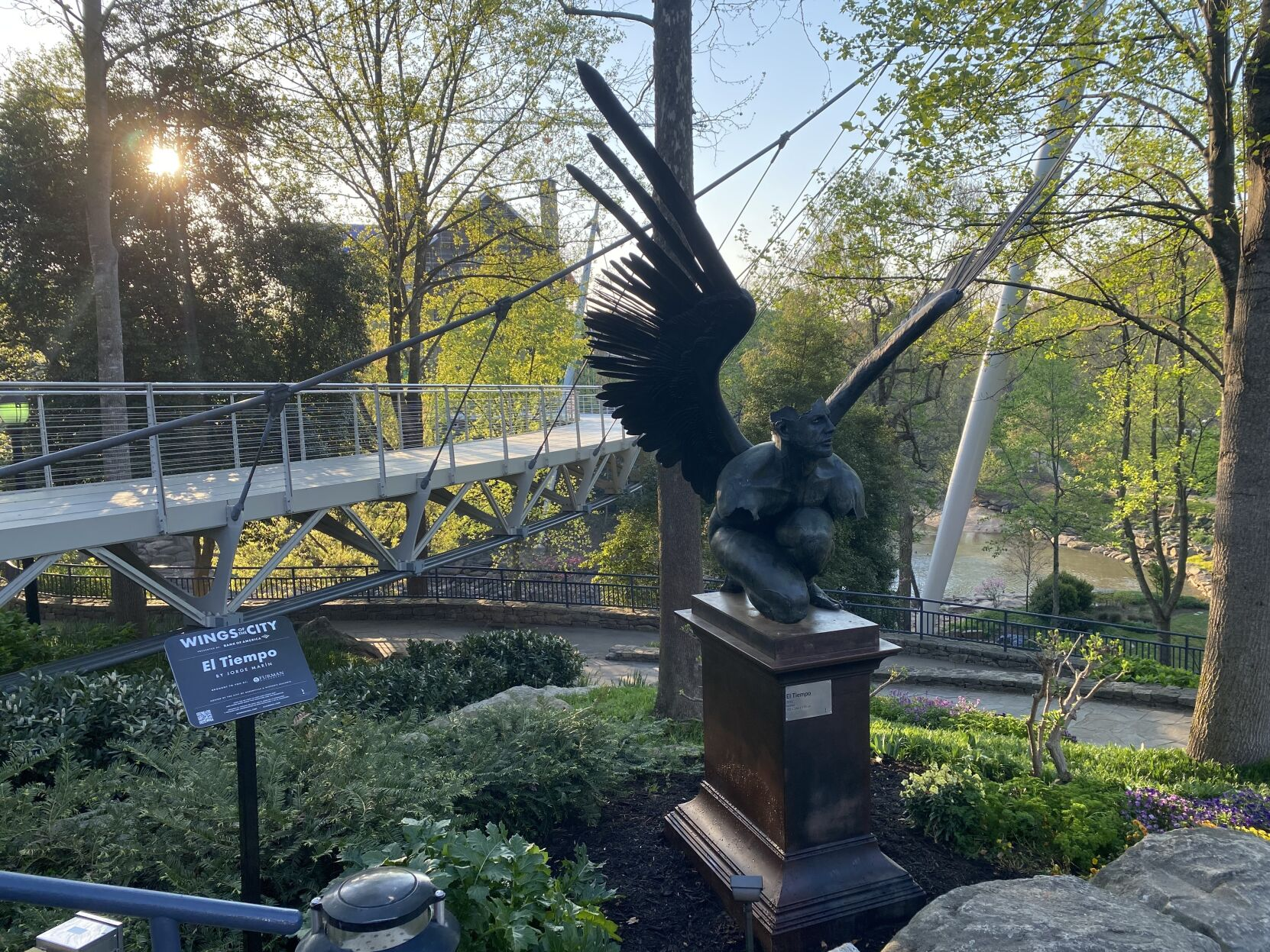 Greenville's public art kerfuffle: County strips funds, city stands firm on Wings exhibit
