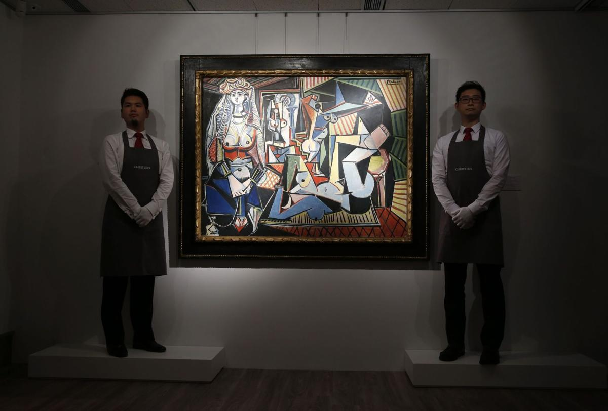 Picasso valued at $140M heading to NYC auction