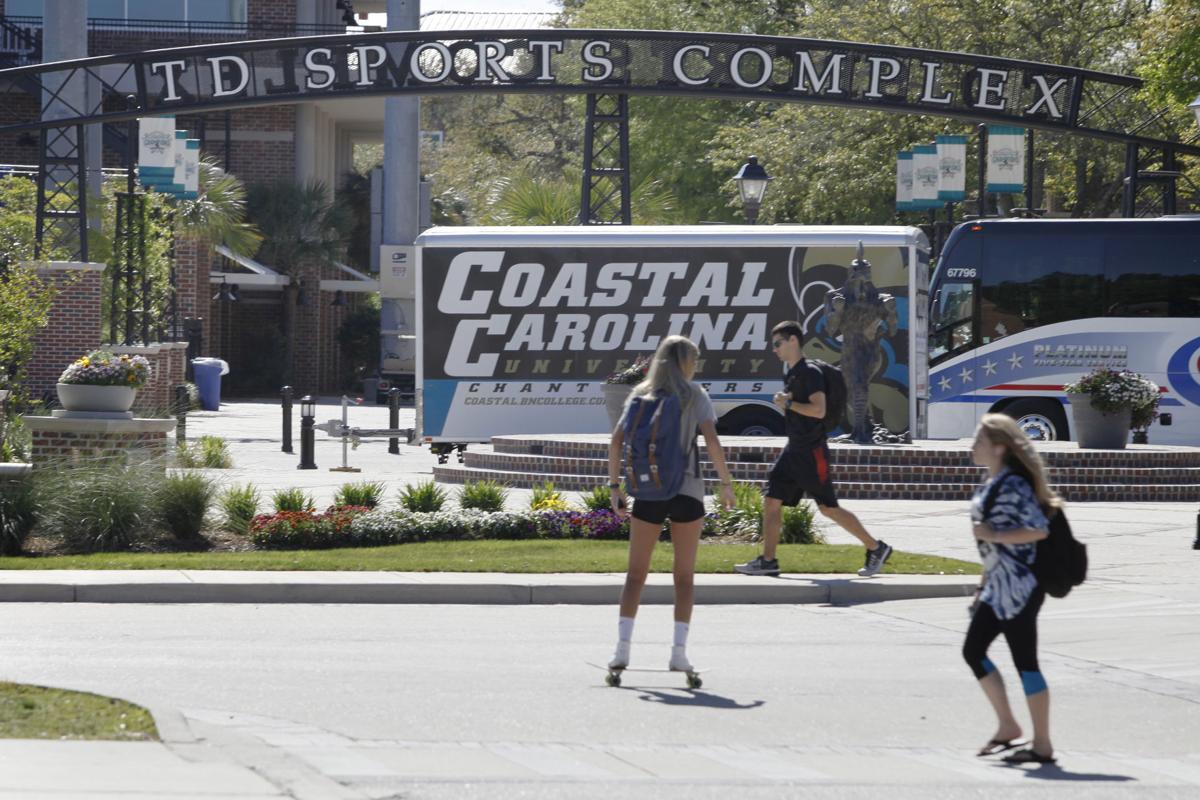 Coastal Carolina campus