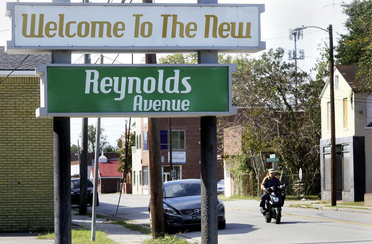 Reynolds Ave