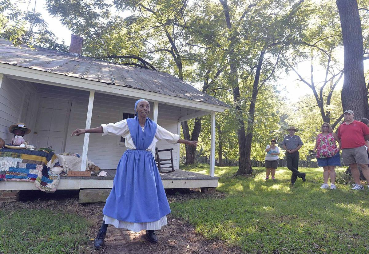 Union plantation honors slaves who called it home