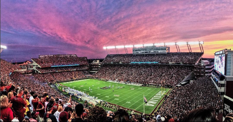 South Carolina football schedule for 2019: SEC opener vs ...