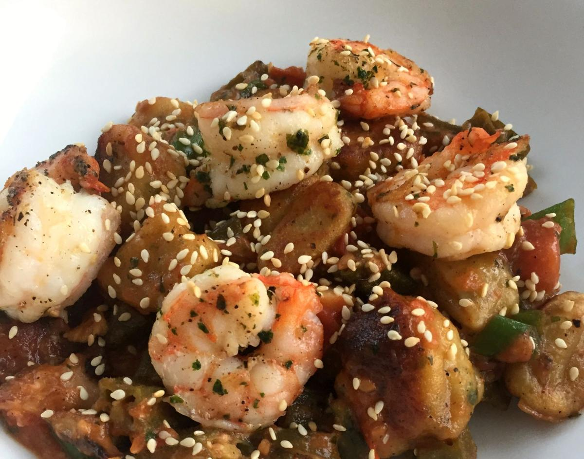 Shrimp at The Anchorage 1770