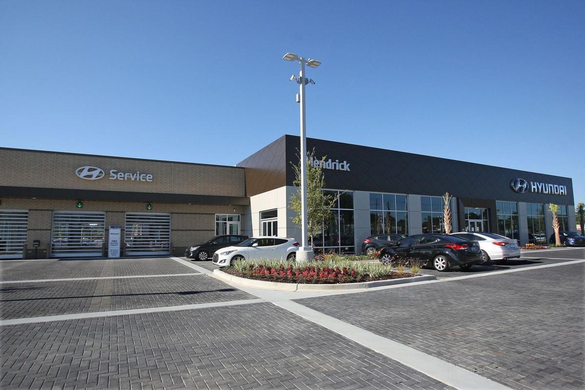 Hyundai Heads East Hendrick Relocates To New Dealership