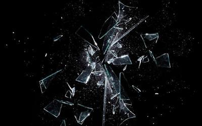 Broken Glass Stock