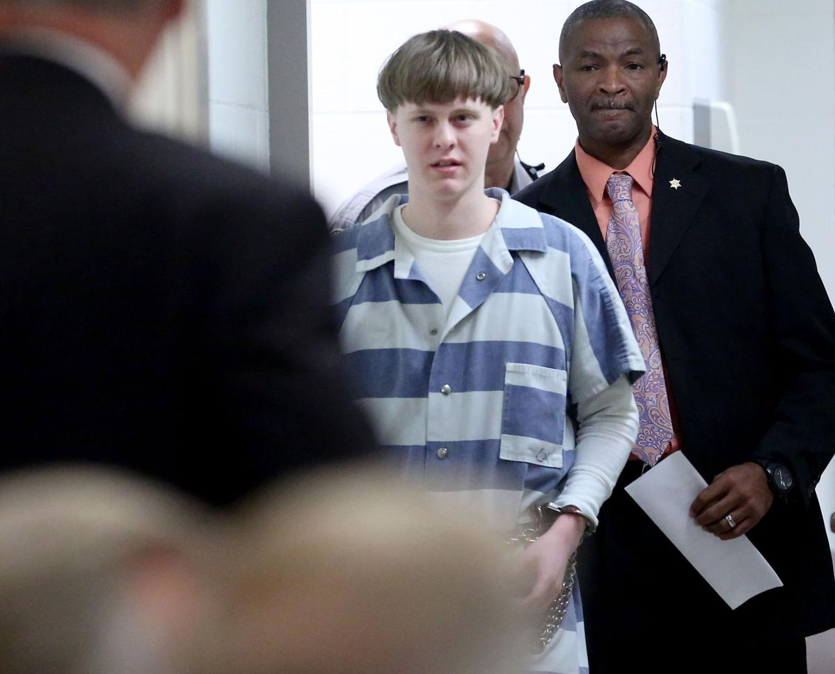 Dylann Roof's psychiatric exam was released