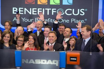 Benefitfocus' share double after IPO