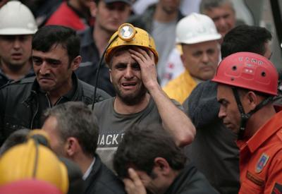 238 dead in Turkey coal mine explosion