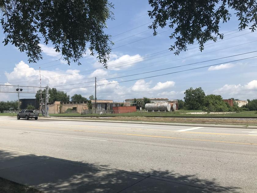 Idle North Charleston oil depot site eyed for development of hotel, offices, apartments