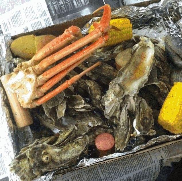 Ellen Bright closure displaces Aaron Short's seafood