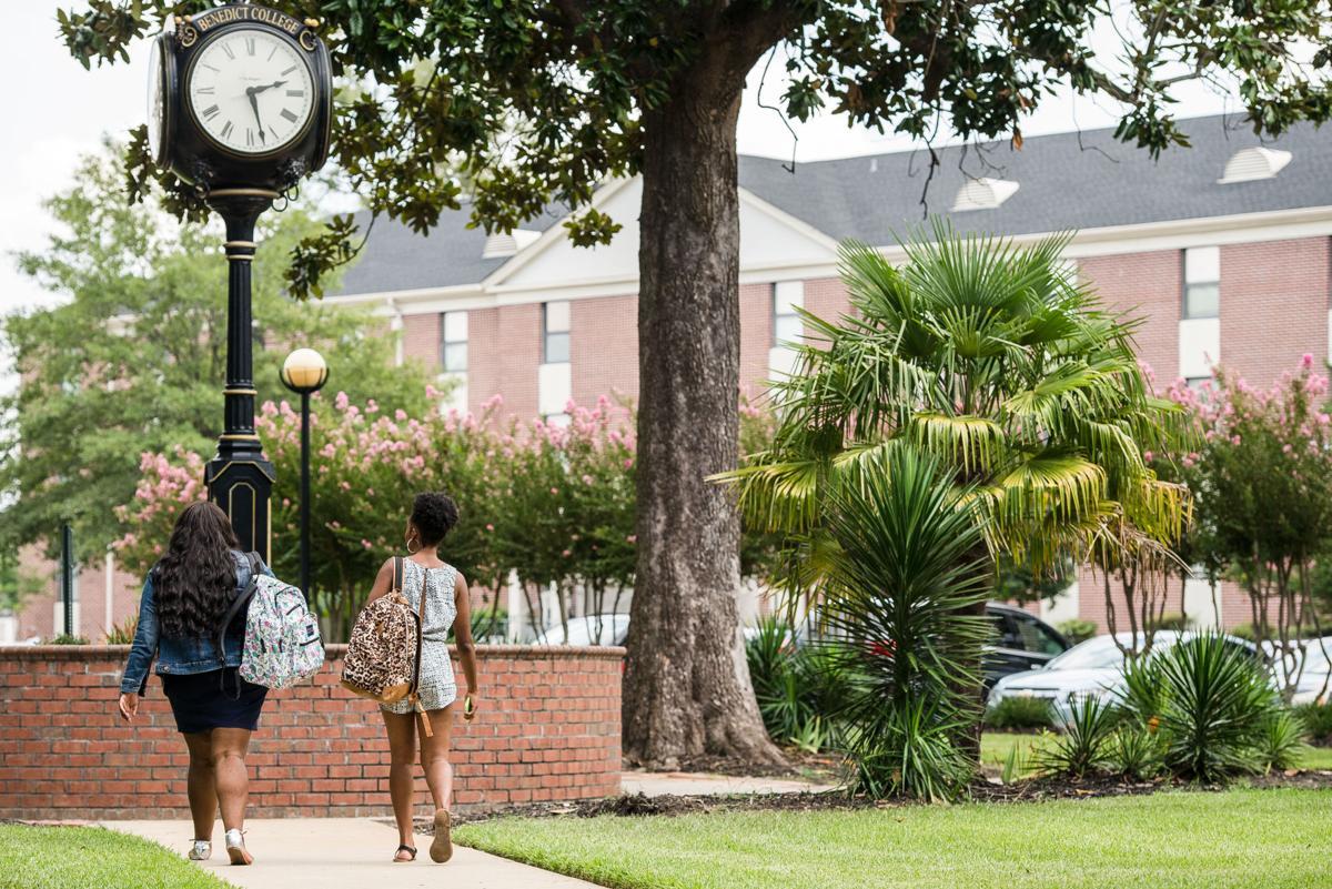 Colleges In Columbia Sc >> Fbi Benedict College Again Leads Larger S C Schools In