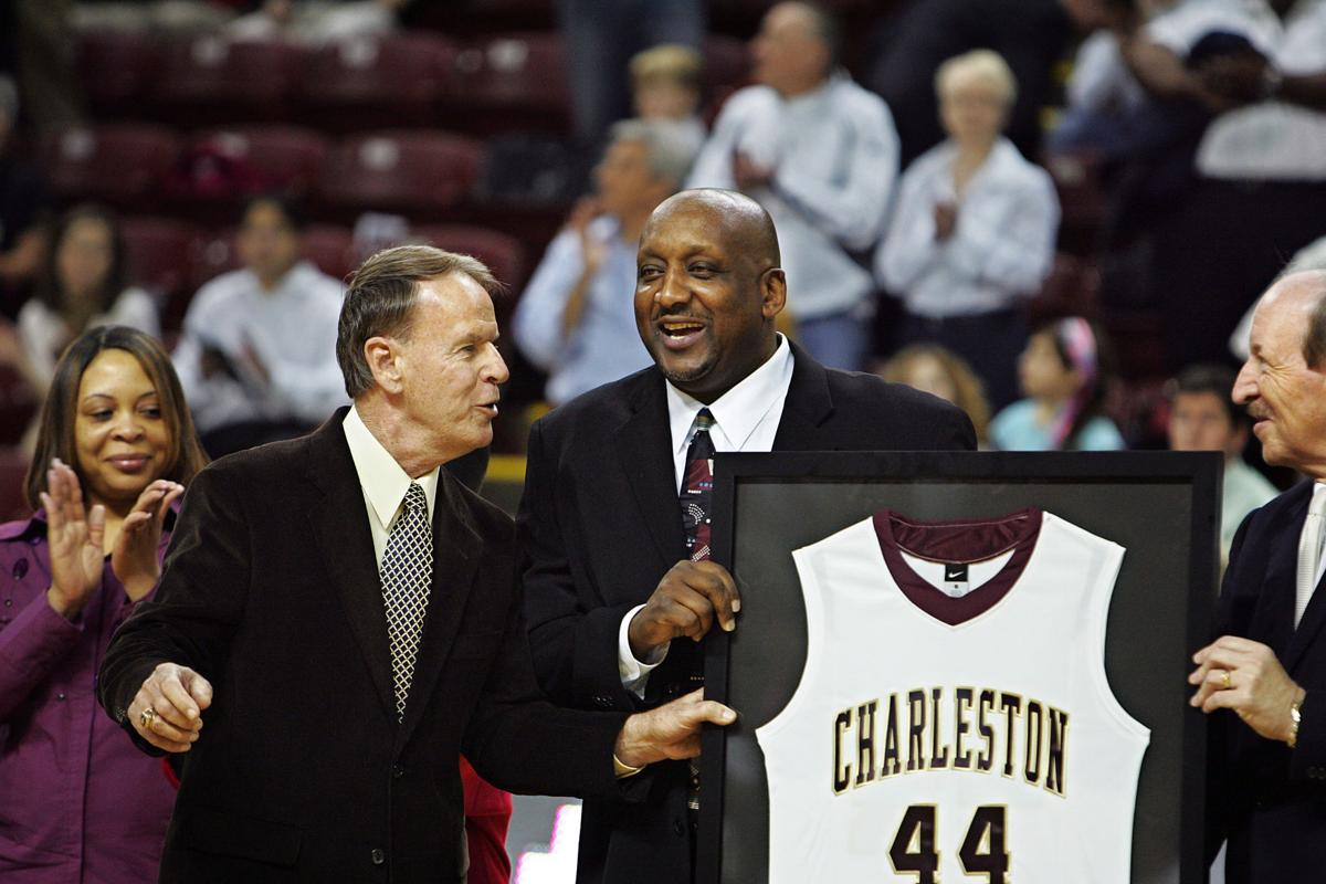 College of Charleston tops Wofford