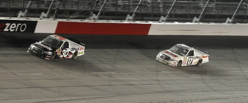 Bodine captures truck race at Darlington Raceway