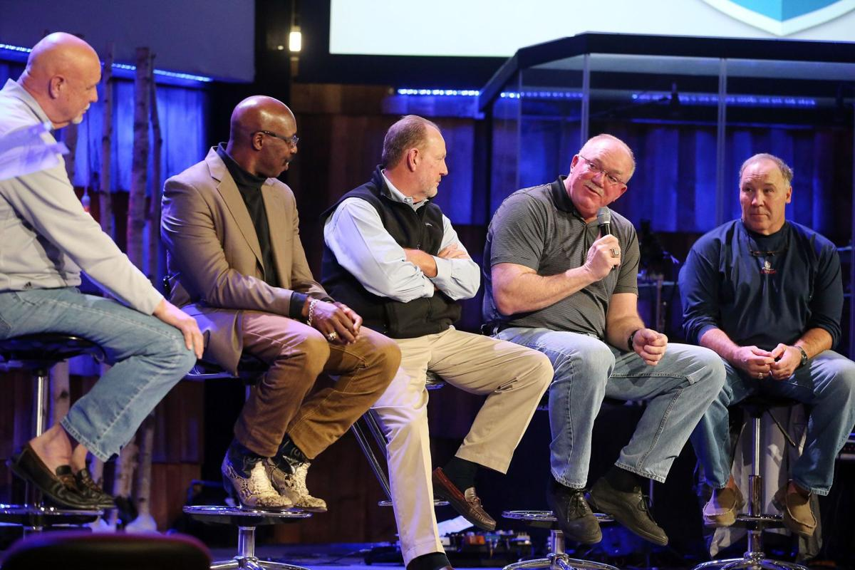 Standout: NFL hid ugly secret for years Panel discusses domestic abuse, pay for athletes