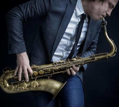 Norwegian sax player Kornstad combines jazz, electronics, opera