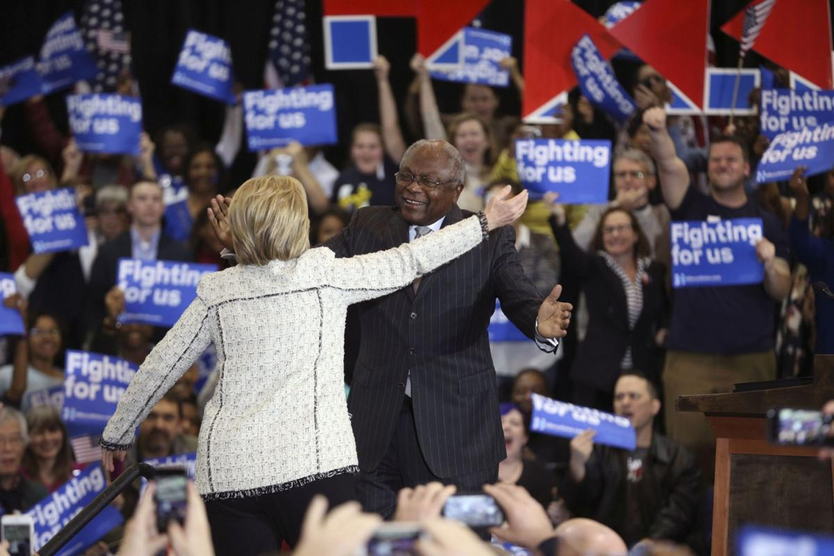 Clyburn 'tentatively' scheduled to make key slot speech at Democratic convention