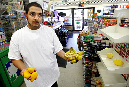 Project aims to get people to eat healthier