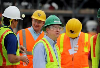 SCANA CEO Kevin Marsh is at the center of the nuclear project's spectacular failure. Who is he?