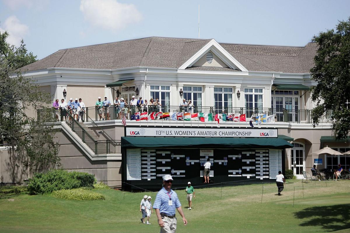 Country Club of Charleston negotiating to host the 2019 U.S. Women's Open