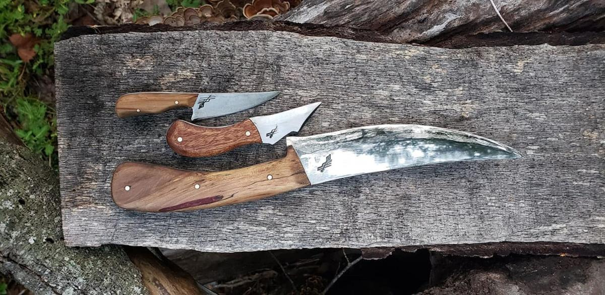 rustic knives
