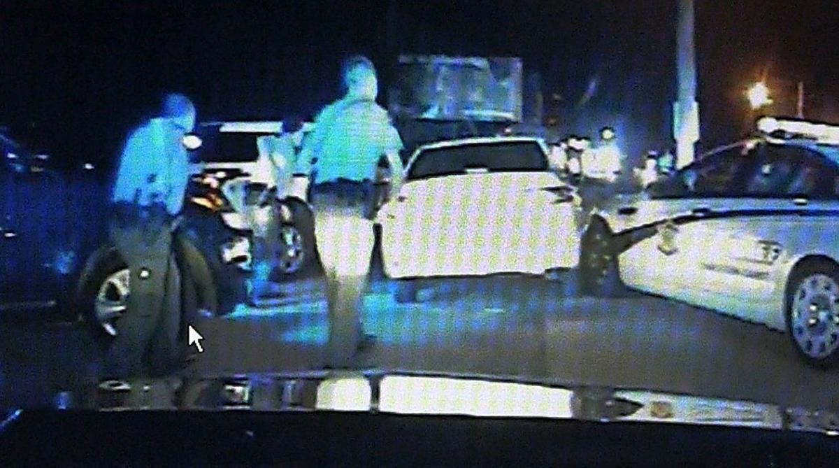 S Show Charleston County Deputies Officers Chasing After Driver