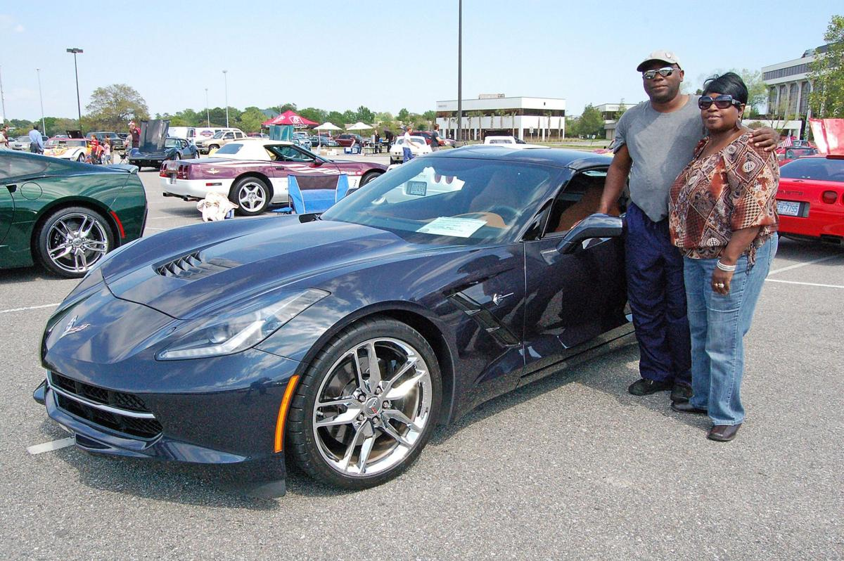 Vettes Doin' Corvette Show