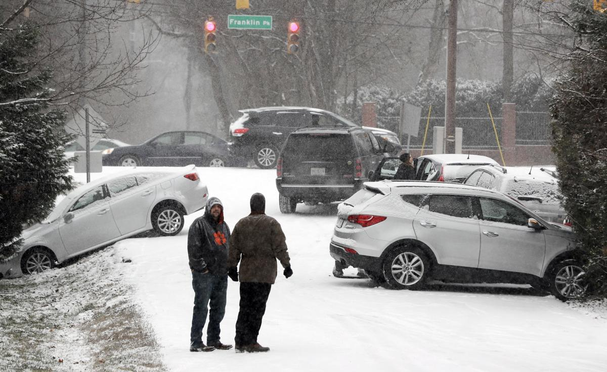 wicked weather moves into south carolina temperatures to plunge