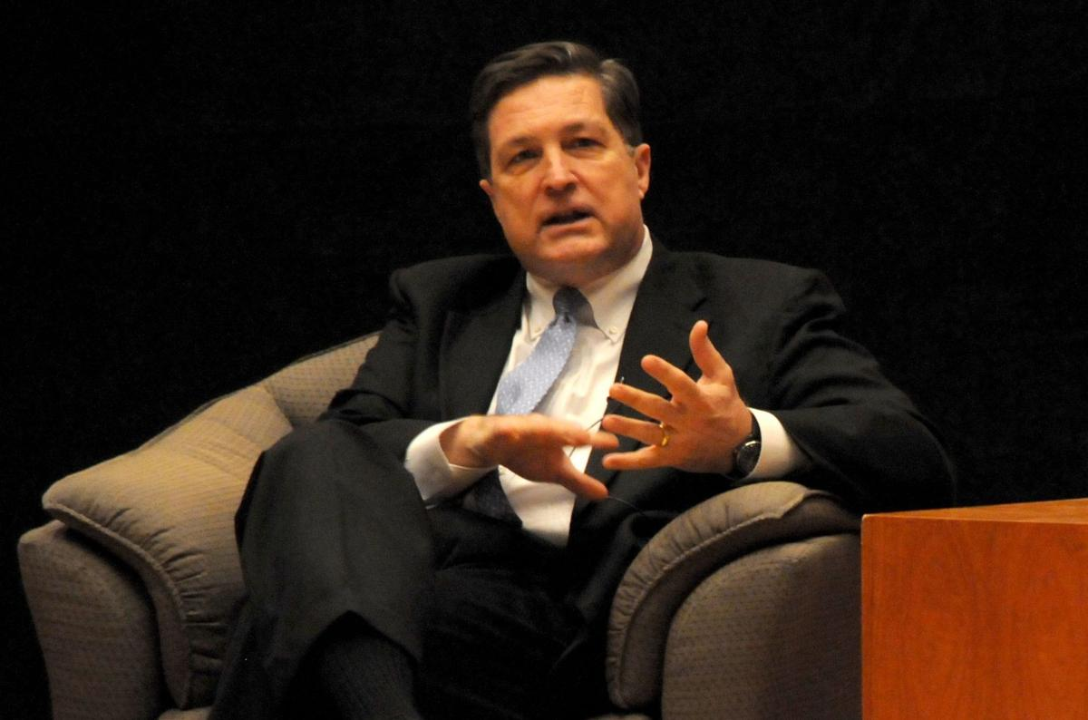 Federal Reserve district president returns to a stronger Charleston