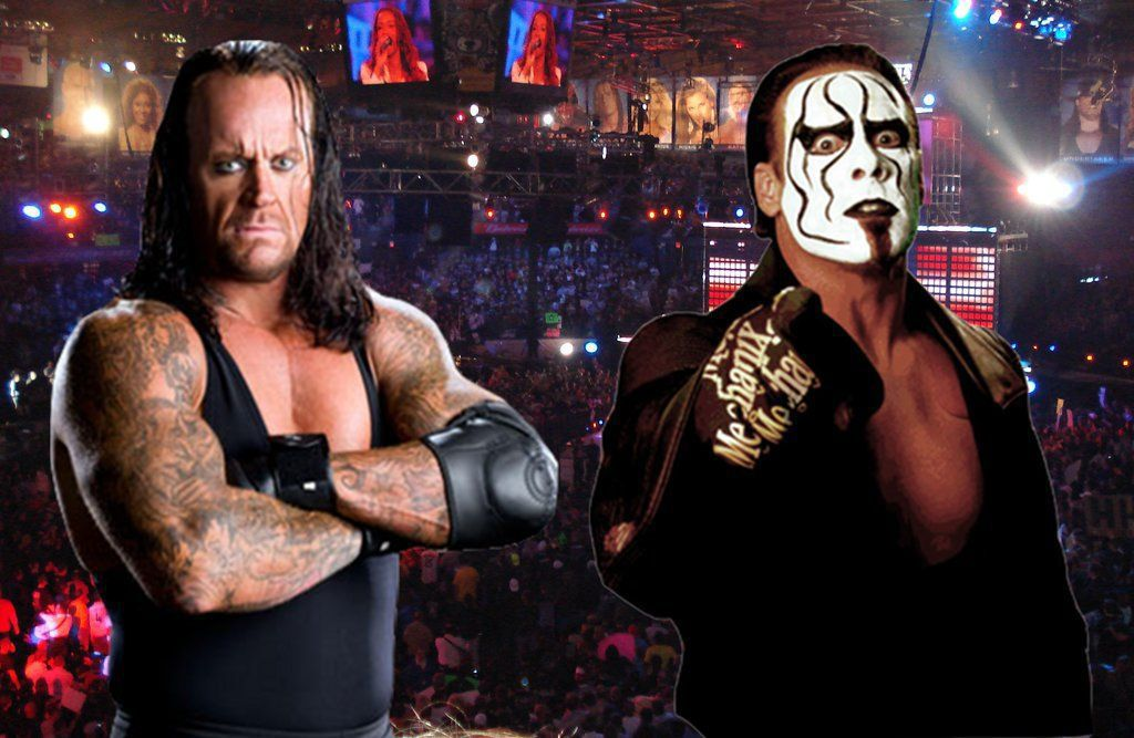 Sting vs. Undertaker: Too late to have an epic match?