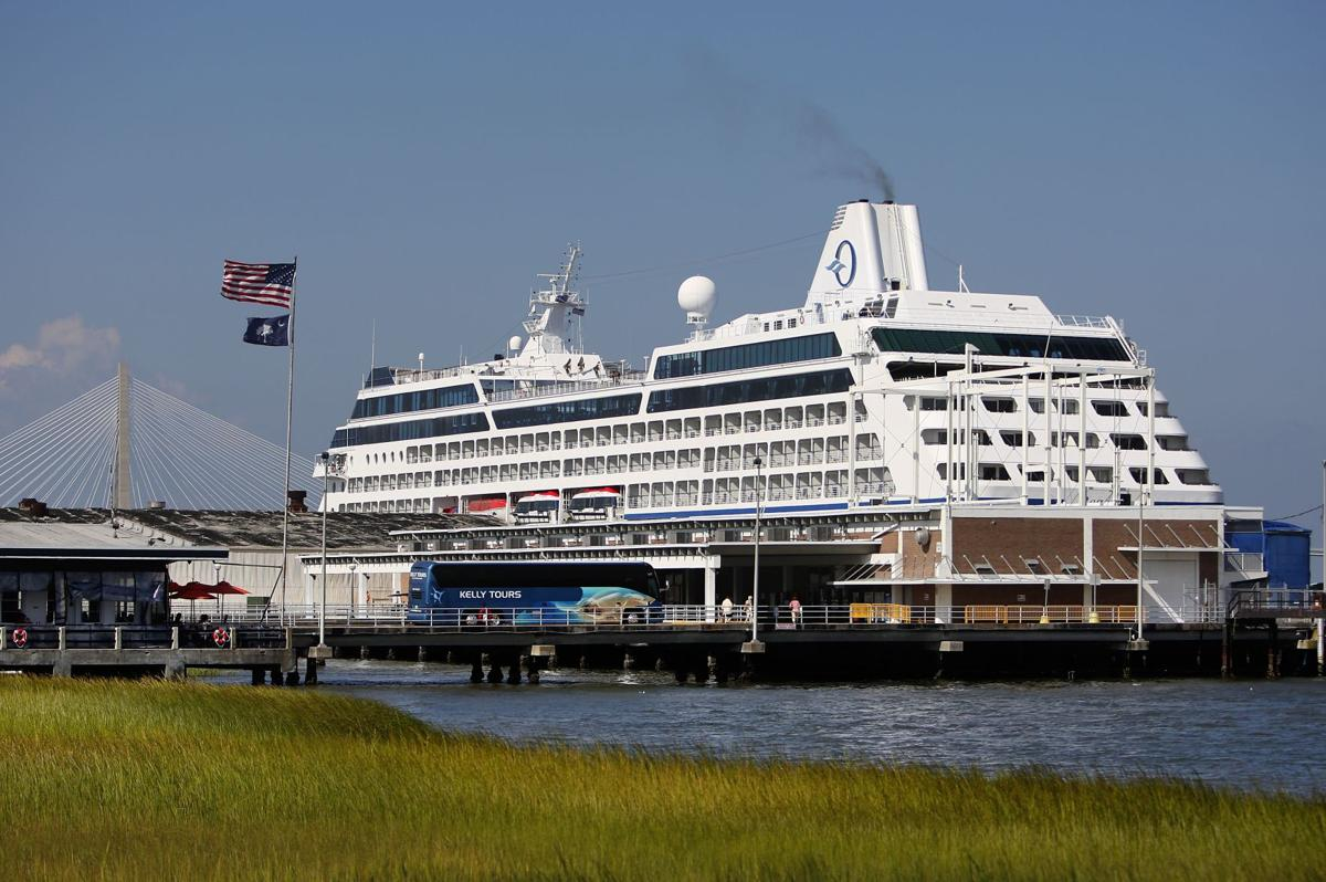 Is Cruise Solution As Easy As Plugging In Business - Cruise ships out of charleston