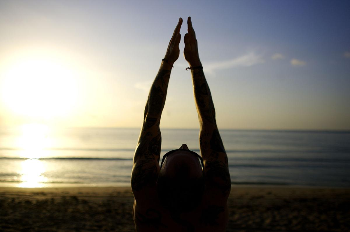Yoga Aging column