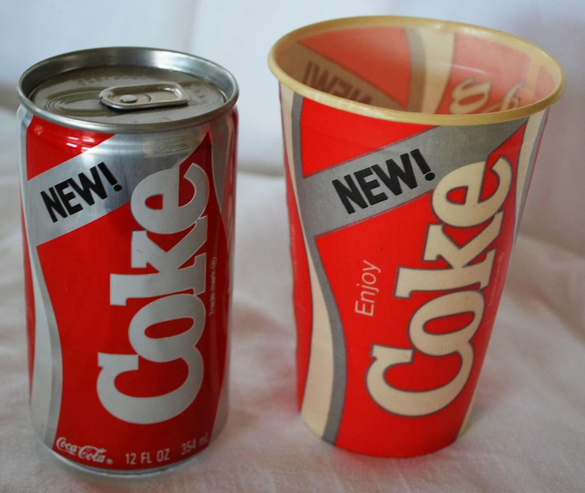 'New Coke' aftertaste recalled on Johns Island, 30 years later