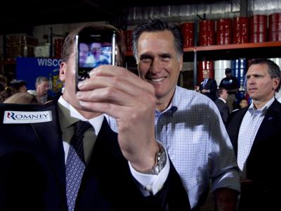 Romney ignoring GOP challengers to focus on President Obama
