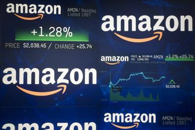 Financial Markets Amazon (copy)