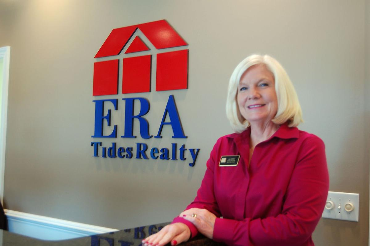 Smarts in real estate, sales, managing family sparked Miller's elevation to ERA Tides broker-in-charge