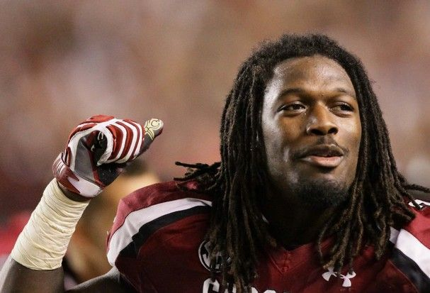 Spurrier on Clowney: 'We need to be appreciative that he chose South Carolina'
