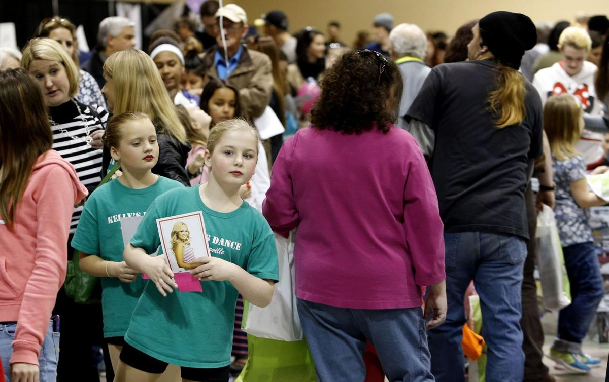 Lowcountry Family Expo draws crowd Saturday to Charleston Area Convention Center