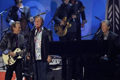 The Beach Boys will be playing North Myrtle Beach this Falll