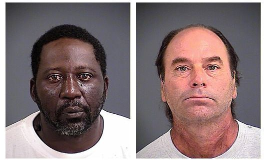 Roofing company workers charged with stealing $5,000 worth of copper from Joe Riley Park