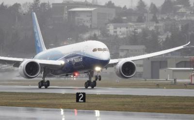 Boeing again postpones Dreamliner delivery