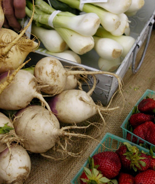 Fruitful food, flower trivia