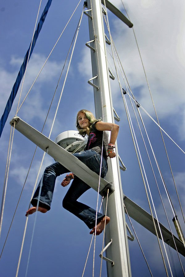 Family trades West Ashley suburbs for life aboard a boat roaming the Caribbean islands and more