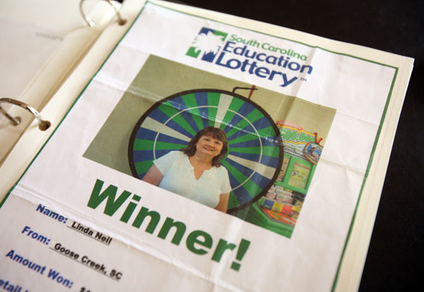 Linda Neil has a knack for contest prizes, lottery money