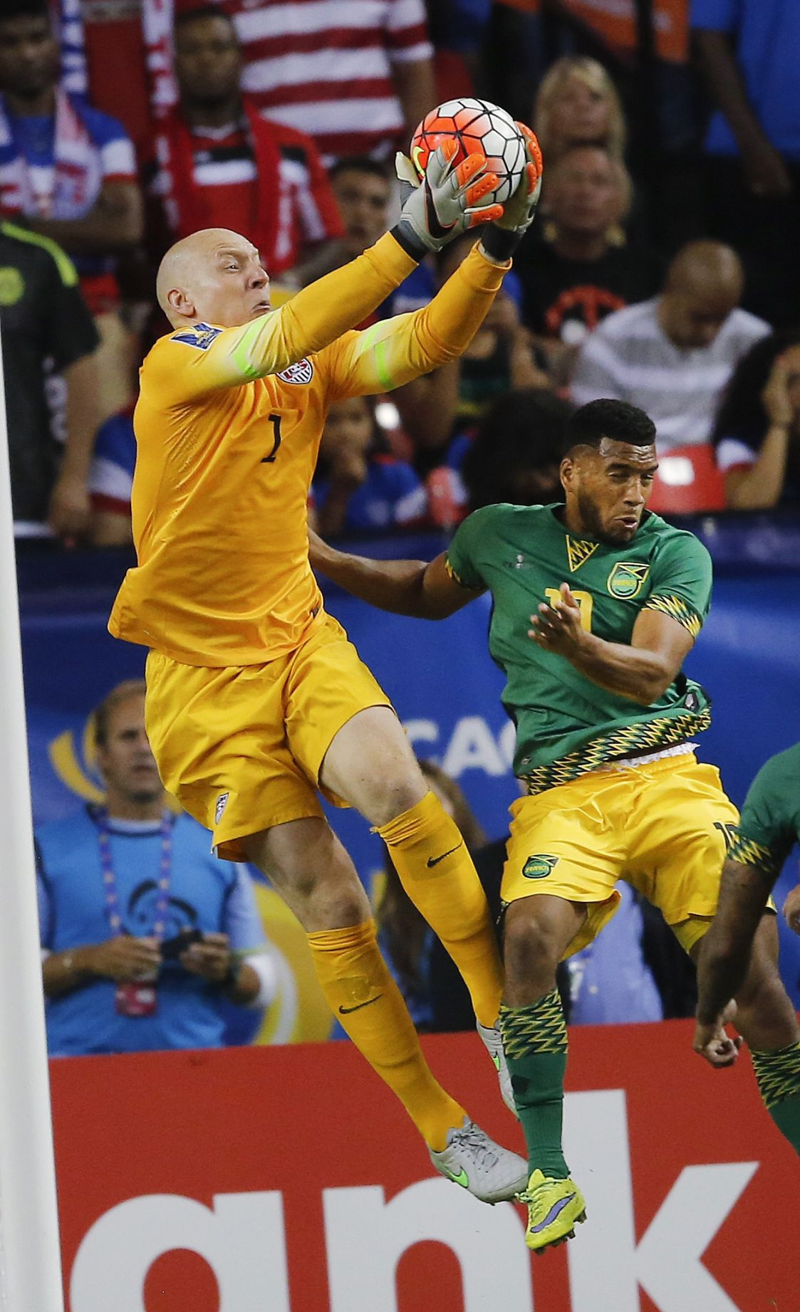 Former Gamecock Guzan making most of opportunity in Gold Cup