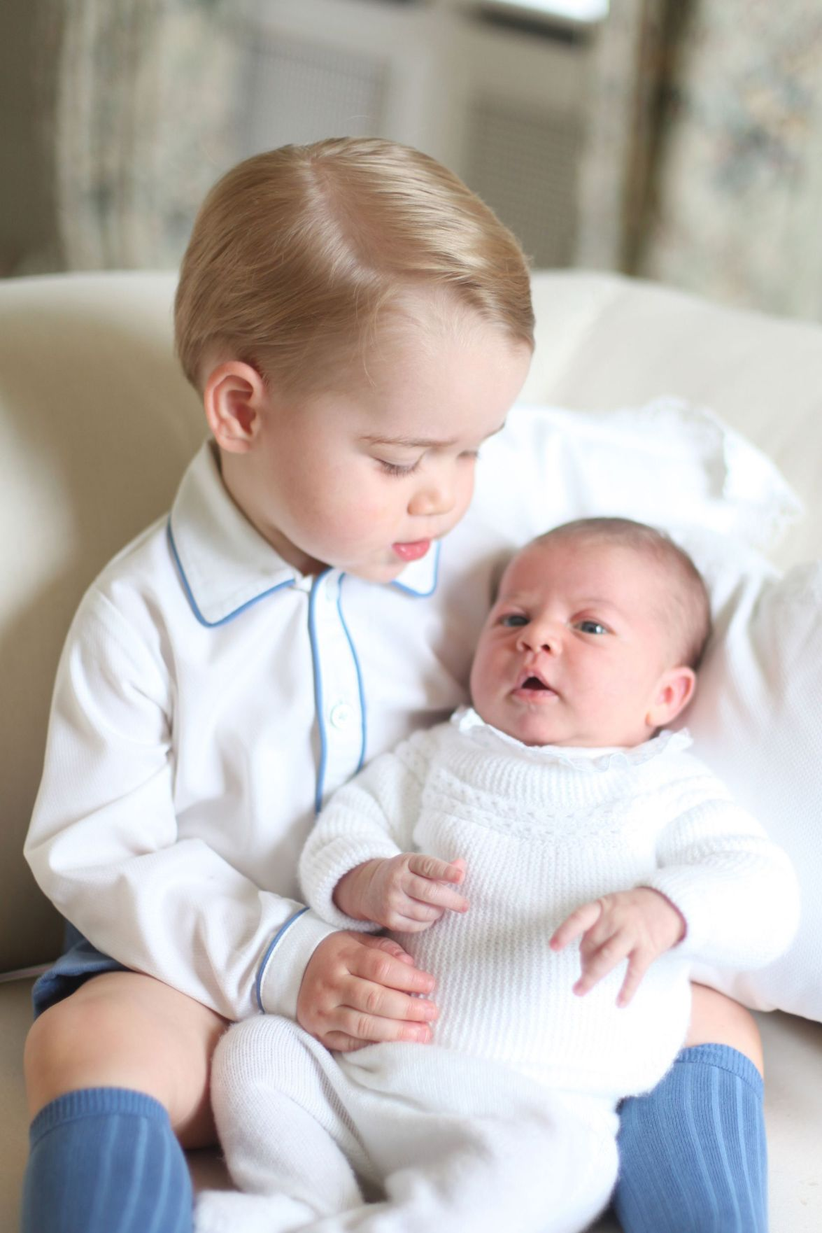 Princess Charlotte photos released