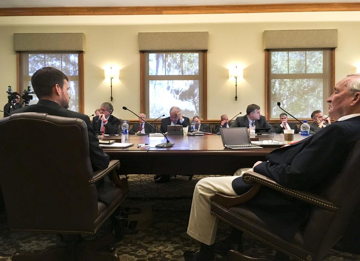 Wampee board meeting