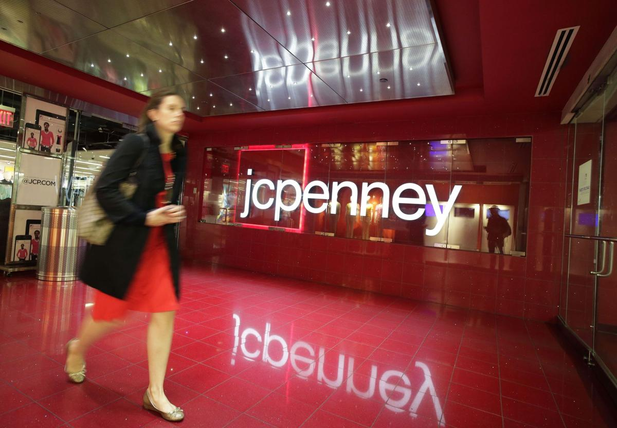 Penney continues to post declines